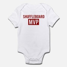 Shuffleboard MVP Infant Bodysuit