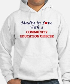 Madly in love with a Community E Hoodie