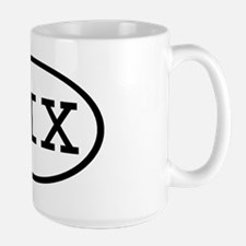 KIX Oval Mug