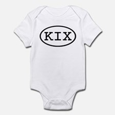 KIX Oval Infant Bodysuit