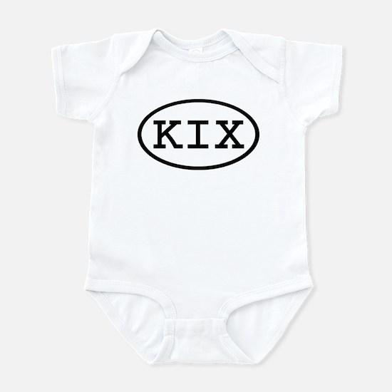 KIX Oval Infant Bodysuit