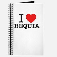 I Love BEQUIA Journal