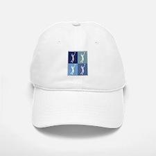 Mens Volleyball (blue boxes) Baseball Baseball Cap