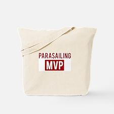 Parasailing MVP Tote Bag