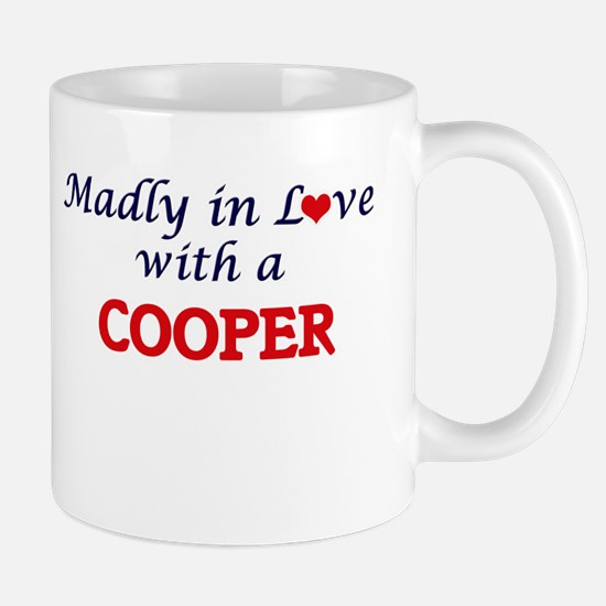 Madly in love with a Cooper Mugs