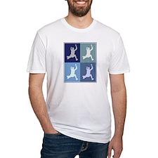 Long Jump (blue boxes) Shirt