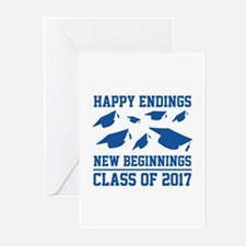 Class Of 2017 Greeting Cards (Pk of 20)
