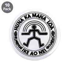 """HRA 3.5"""" Button (10 pack)"""