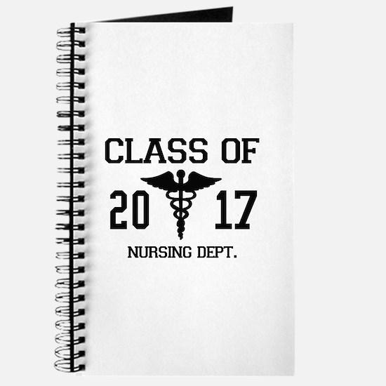 Class Of 2017 Nursing Dept Journal