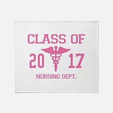 Class Of 2017 Nursing Dept Stadium Blanket