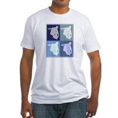 Inline Skating (blue boxes) Shirt