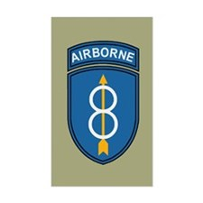 8th Infantry Division<BR> Sticker 3