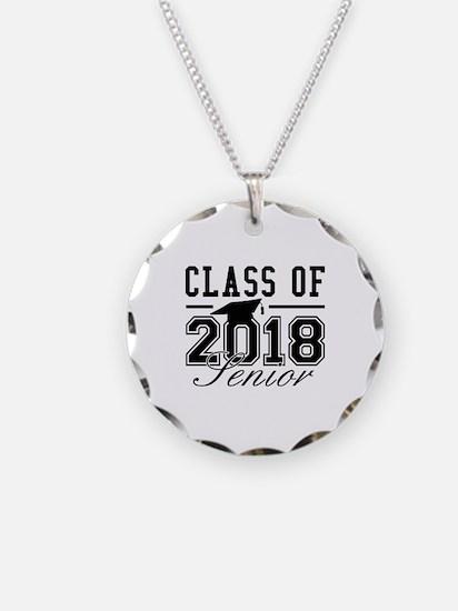 Class Of 2018 Senior Necklace