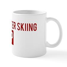 Barefoot  Water  Skiing MVP Mug