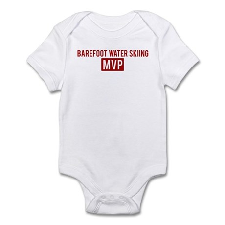 Barefoot Water Skiing MVP Infant Bodysuit