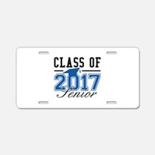 Class Of 2017 Senior Aluminum License Plate