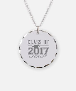 Class Of 2017 Senior Necklace