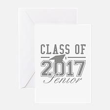 Class Of 2017 Senior Greeting Card