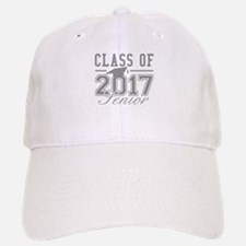 Class Of 2017 Senior Baseball Baseball Cap