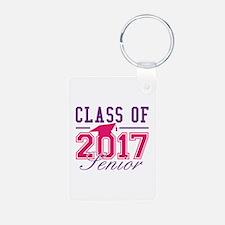 Class Of 2017 Senior Keychains