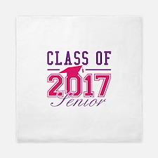 Class Of 2017 Senior Queen Duvet