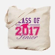 Class Of 2017 Senior Tote Bag