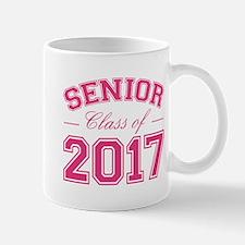 Class Of 2017 Senior Mug