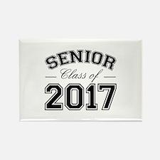 Class Of 2017 Senior Rectangle Magnet (100 pack)