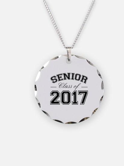 Class Of 2017 Senior Necklace