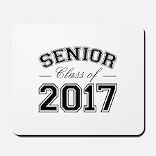 Class Of 2017 Senior Mousepad