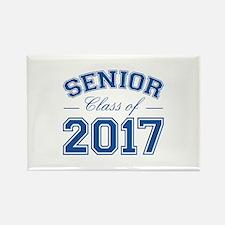 Class Of 2017 Senior Rectangle Magnet
