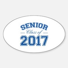 Class Of 2017 Senior Decal