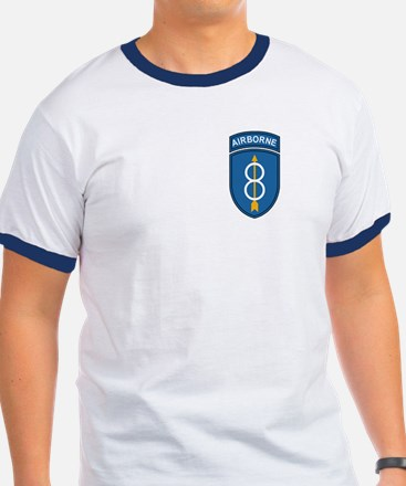 8th Infantry Division T-Shirt 2