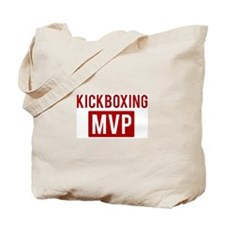 Kickboxing MVP Tote Bag
