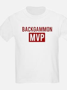 Backgammon MVP T-Shirt