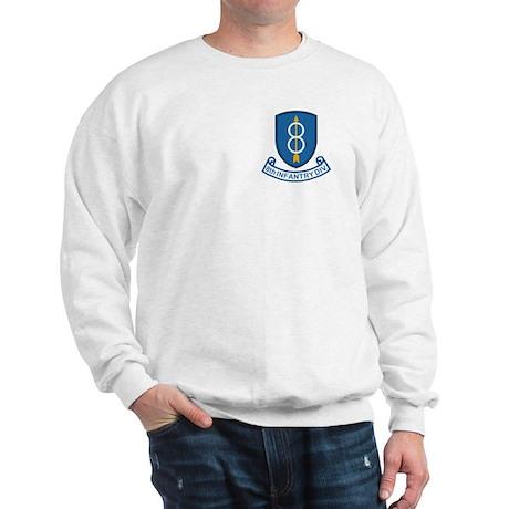 8th Infantry Division<BR> Sweatshirt 8