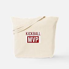 Kickball MVP Tote Bag
