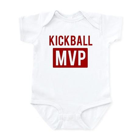 Kickball MVP Infant Bodysuit