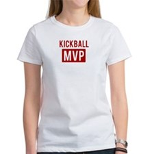 Kickball MVP Tee
