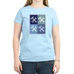 Handyman (blue boxes) Women's Light T-Shirt
