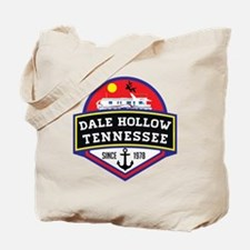 Unique Dale Tote Bag