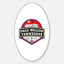 Funny Dale Sticker (Oval)