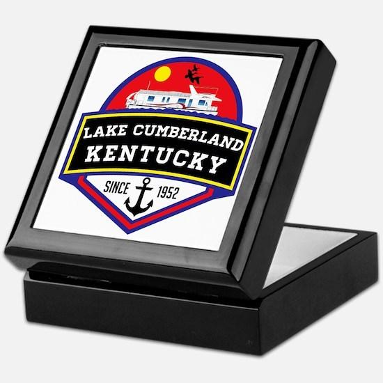 Cute Cumberland Keepsake Box