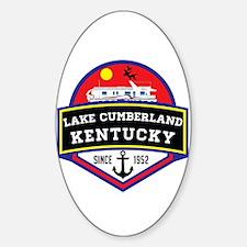 Cute Cumberland Sticker (Oval)