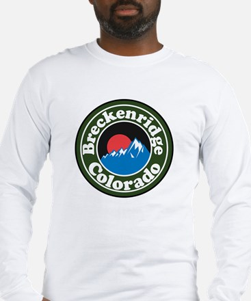 Unique Breckenridge colorado Long Sleeve T-Shirt