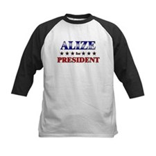 ALIZE for president Tee