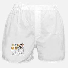 All Lives Matter 2 Boxer Shorts