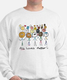 All Lives Matter 2 Sweatshirt