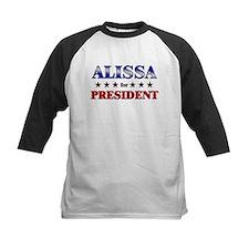 ALISSA for president Tee