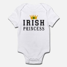 Irish Princess Infant Creeper